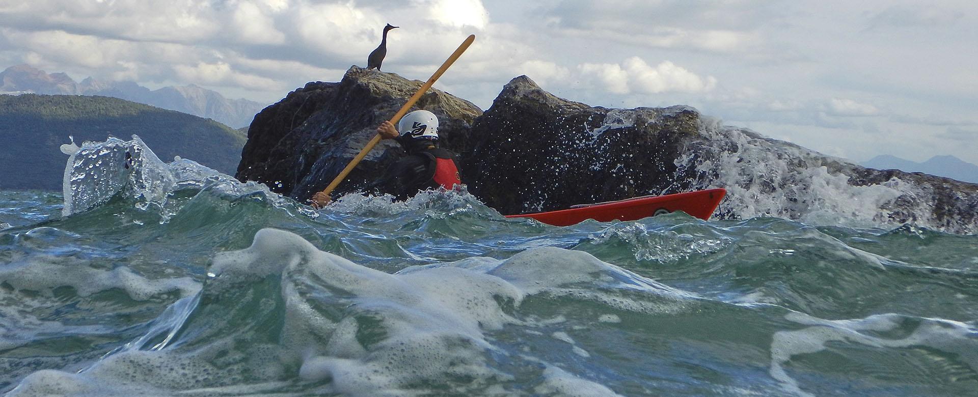 Scopri il Kayak