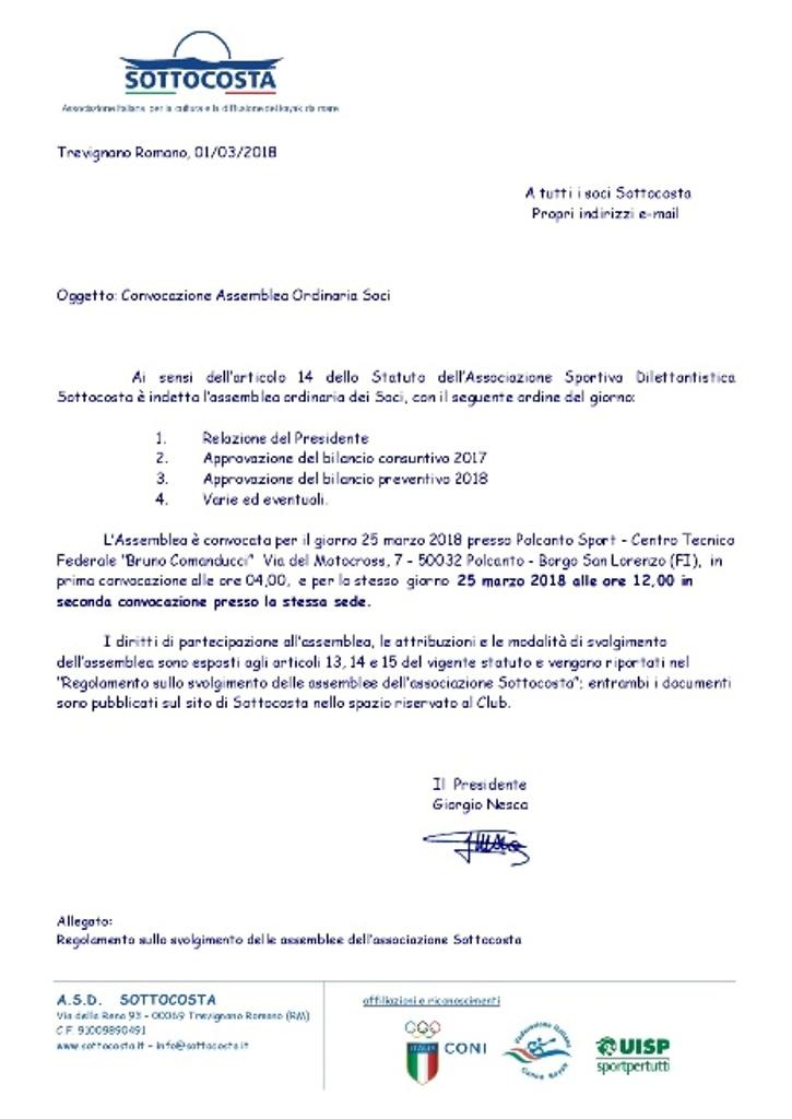 20180325 - Polcanto - Convocazione Assemblea Soci-001