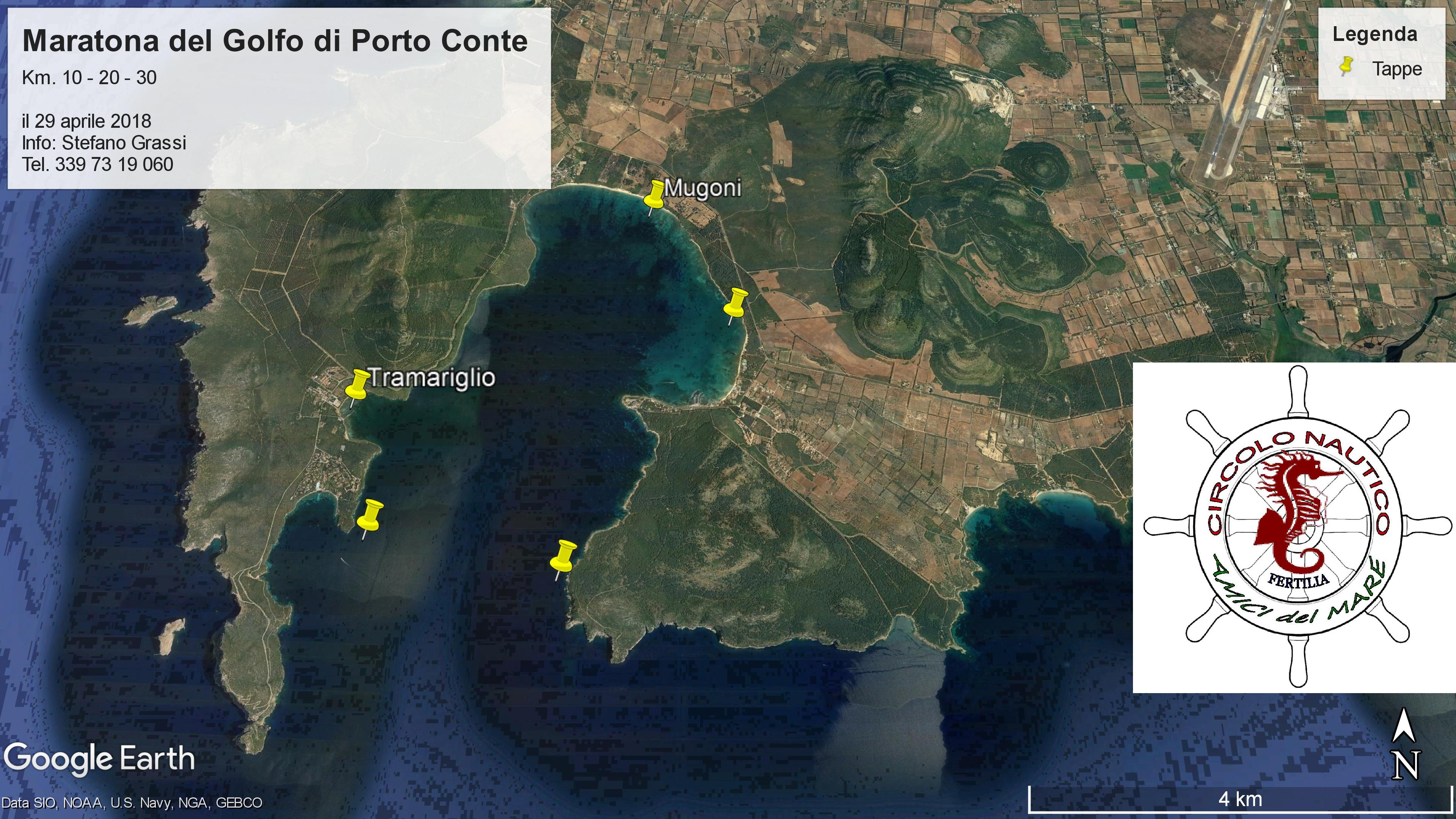 Maratona del Golfo di Porto Conte